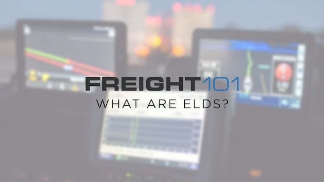 What are ELDs? - Freight101