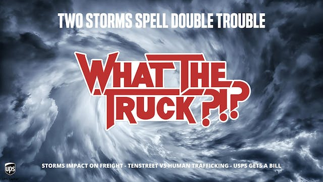 Two storms spell double trouble - WHA...
