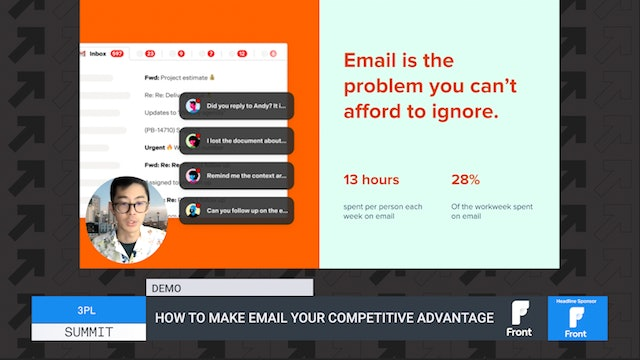 How to make email your competitive advantage with Front - Demo