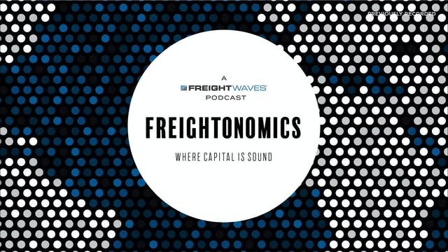 Not so fast my friend - Freightonomics