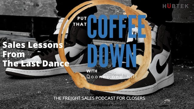 Sales lessons from The Last Dance - P...