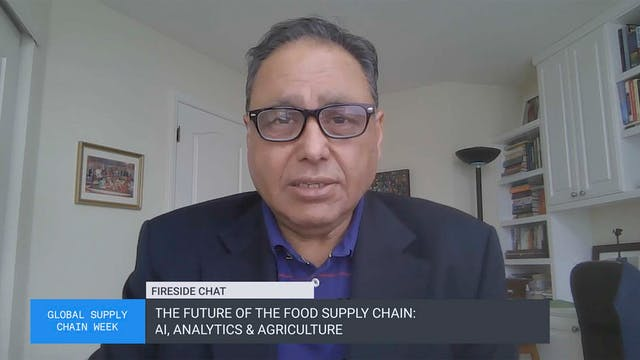 The future of the food supply chain: ...