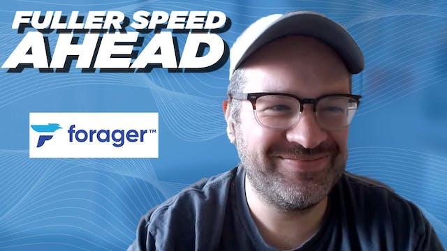 Forager Founder & CEO Matt Silver - F...