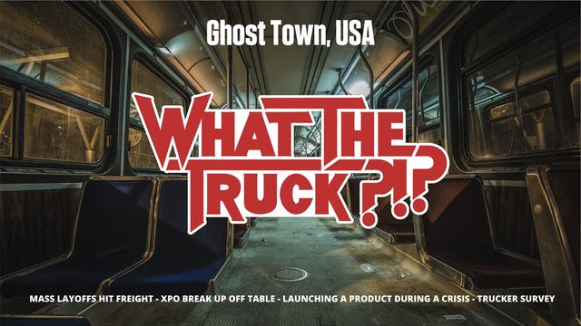 Ghost Town, USA - WHAT THE TRUCK?!?