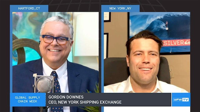 Navigating volatility and unpredictability in container shipping