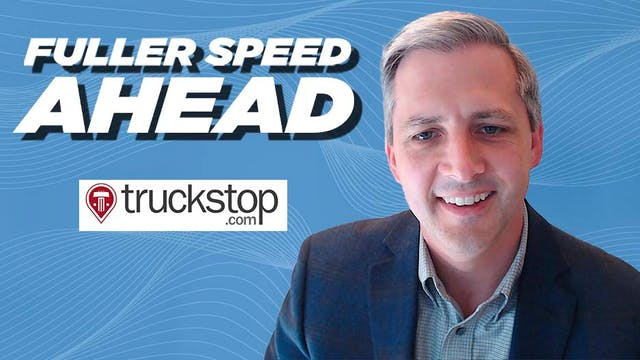 Truckstop.com CEO Paris Cole (2021) -...