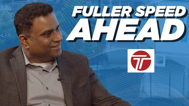 CEO & Founder of Trucker Tools Prasad...
