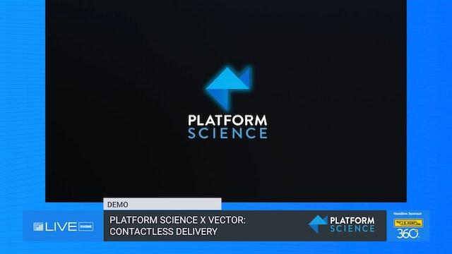 Platform Science x Vector: Contactless Delivery - Demo