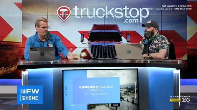 Day 2 Events Recap FreightWaves LIVE @ HOME