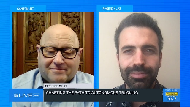 Charting the path to autonomous trucking