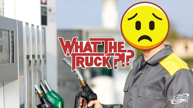 Is gas the new toilet paper? - WHAT THE TRUCK?!?