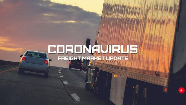 Raises, losses, and recruitment - Coronavirus Freight Market Update