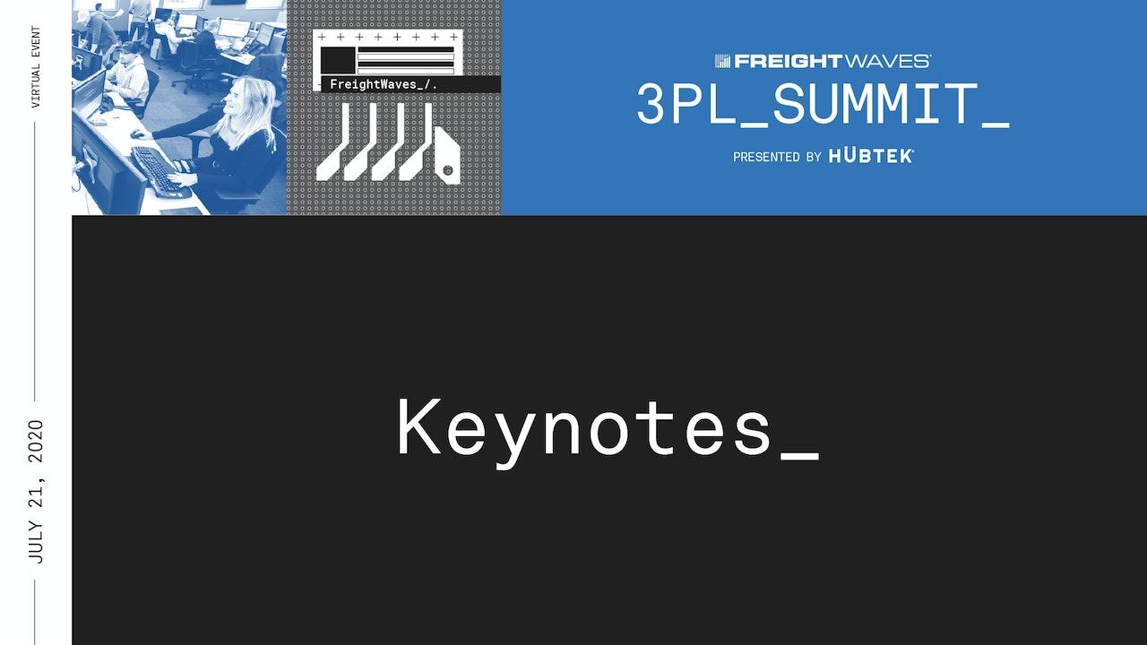 Keynotes - FreightWaves Live 3PL