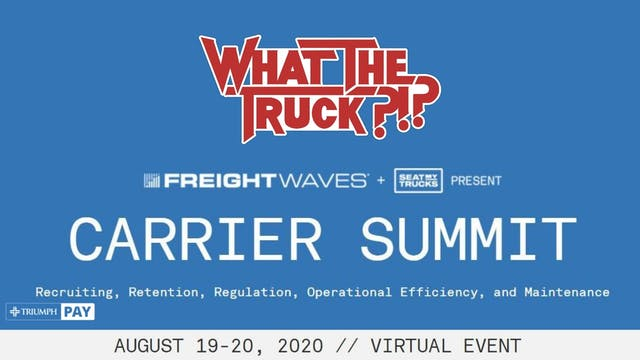 Carrier Summit pregame show - WHAT TH...