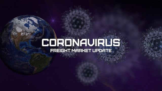 Keeping America Moving - Coronavirus Freight Market Update