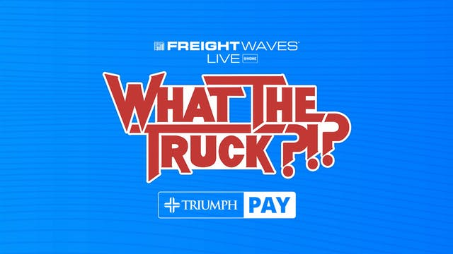 Countering the freight labor crisis L...