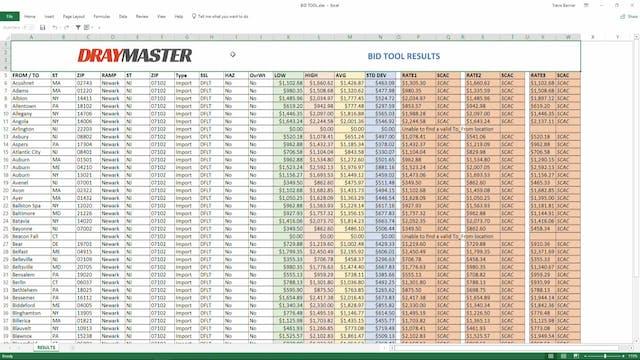 Transparency19 Demo: DrayMaster Enter...