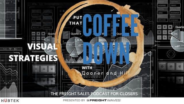 Visual strategies - Put That Coffee Down