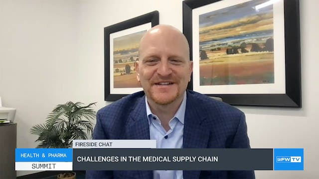 Challenges in the medical supply chain