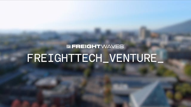 Introducing FreightWaves for Startups...