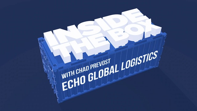 FreightWavesTV presents: Inside the Box, Echo Global Logistics