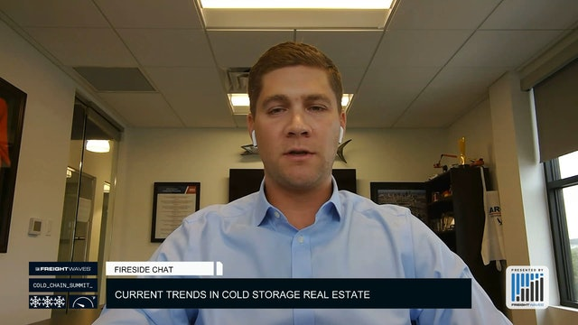 Current trends in cold storage real estate