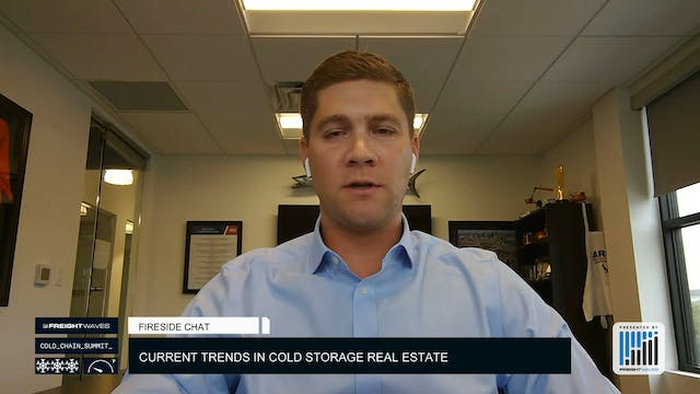 Current trends in cold storage real e...