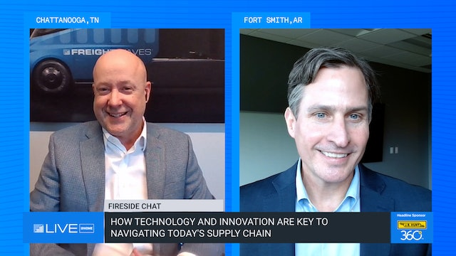 How technology and innovation are key to navigating today's supply chain