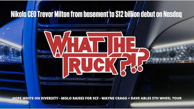 Nikola from basement to $12 billion d...