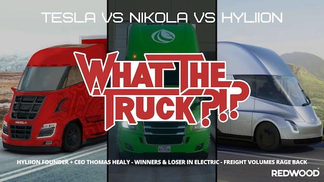 Tesla vs Nikola vs Hyllion - WHAT THE...
