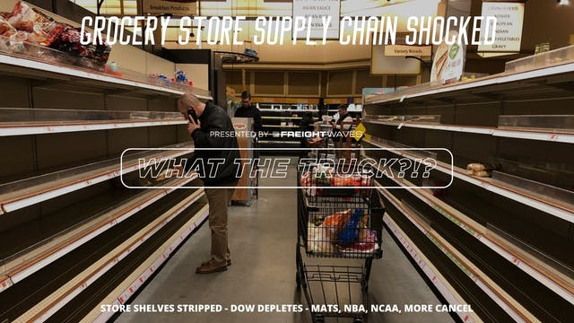Grocery Store Supply Chain Shocked - ...