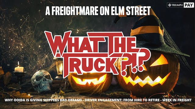 A Freightmare on Elm Street - WHAT TH...