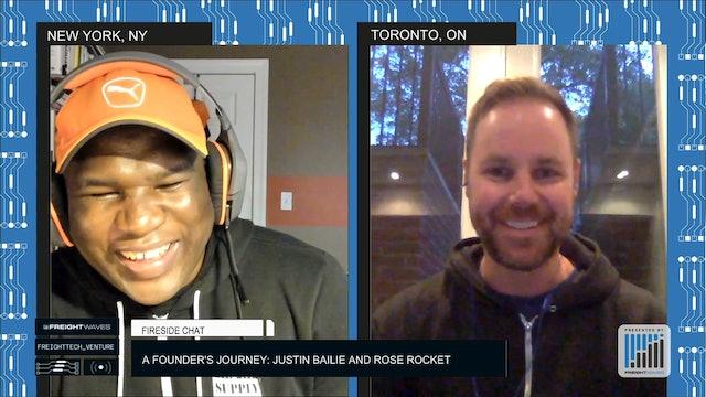 A founder's journey: Justin Bailie and Rose Rocket