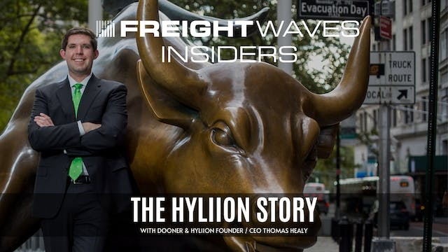The Hyliion story with founder and CE...