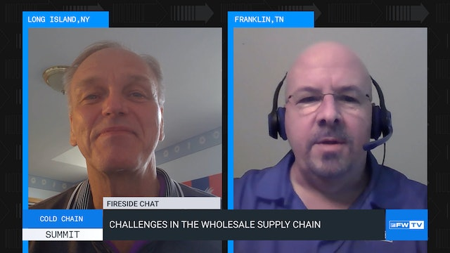 Challenges in the wholesale supply chain