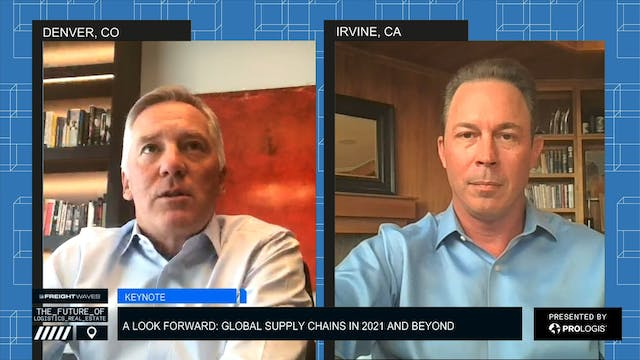 A Look Forward: Global Supply Chains ...