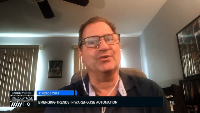 Emerging Trends in Warehouse Automation - Fireside Chat
