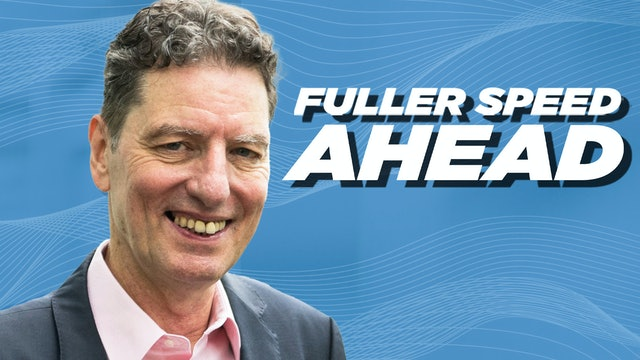 Supply Chain and Technology Strategist Wolfgang Lehmacher - Fuller Speed Ahead