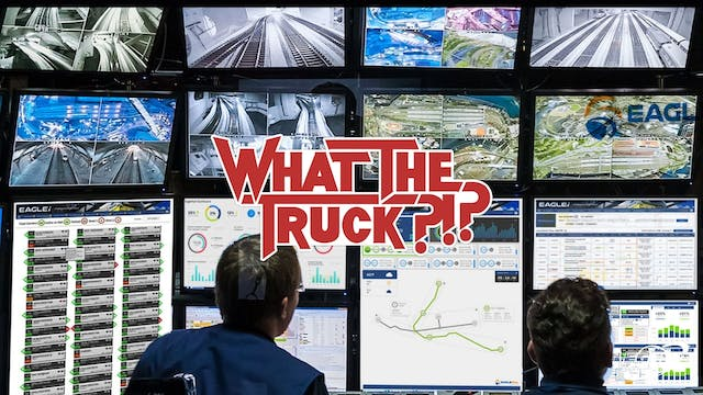 Automating intermodal - WHAT THE TRUC...