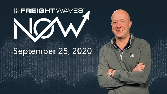 Rejection rates hit 2020 high - FreightWaves NOW