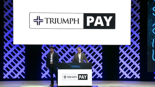 Transparency18 - Demo: TriumphPay
