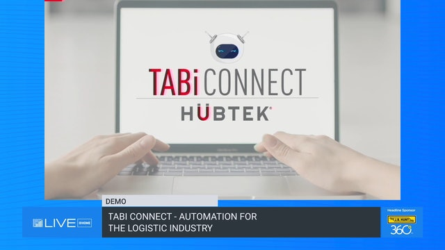 TABi Connect - Automation for the Logistics Industry - Demo