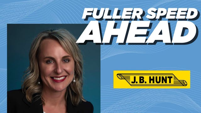 J.B. Hunt Chief Commercial Officer Sh...