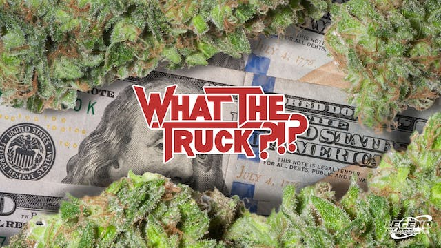 Making marijuana deliver - WHAT THE T...