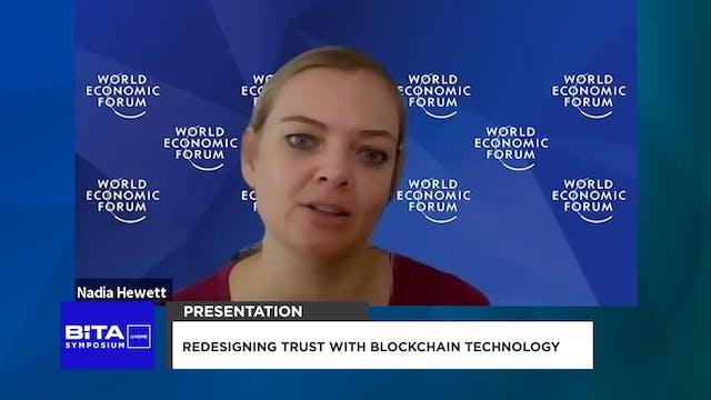 Redesigning Trust with Blockchain Tec...