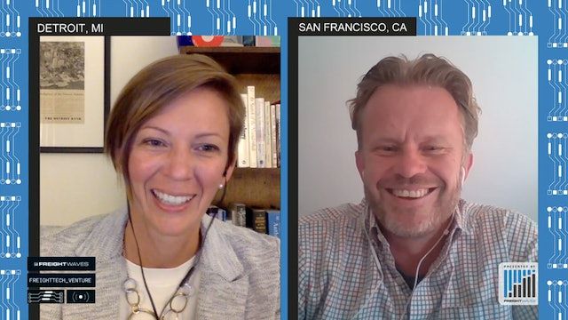 Fireside Chat: Creating value in FreightTech
