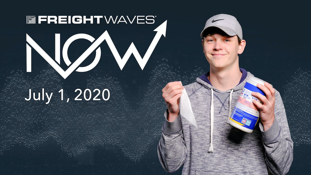 FreightWaves NOW - July 2020