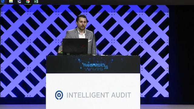 Transparency18 - Demo: IntelligentAudit