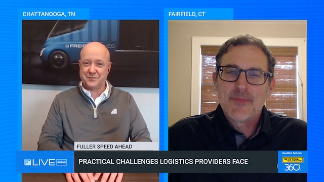 Practical challenges logistics providers face - Fuller Speed Ahead