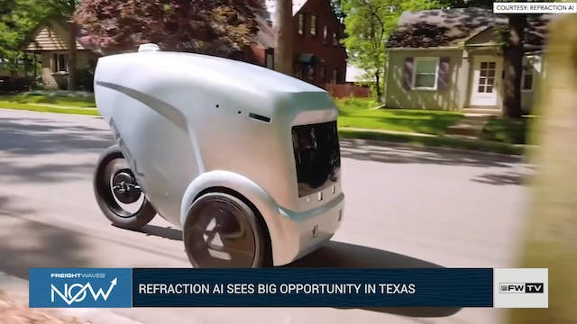 Refraction AI sees big opportunity in...